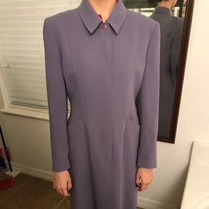 #6 Purple striped suits Windsor Jacket Pants 5/6